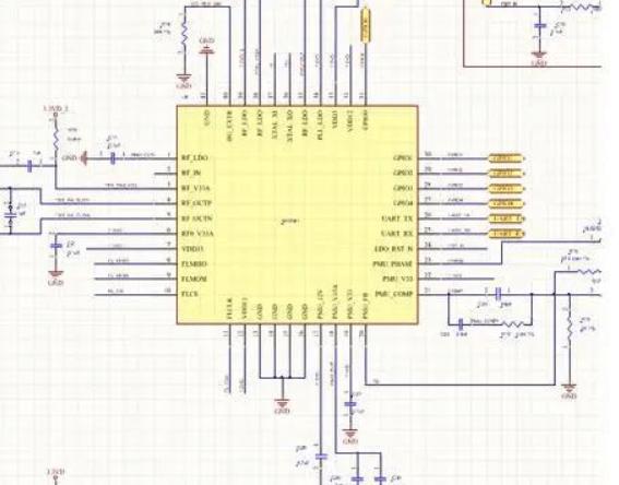 Schematic diagram design