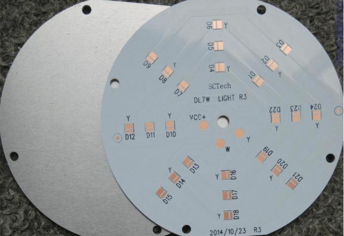 The advantages of aluminum PCB